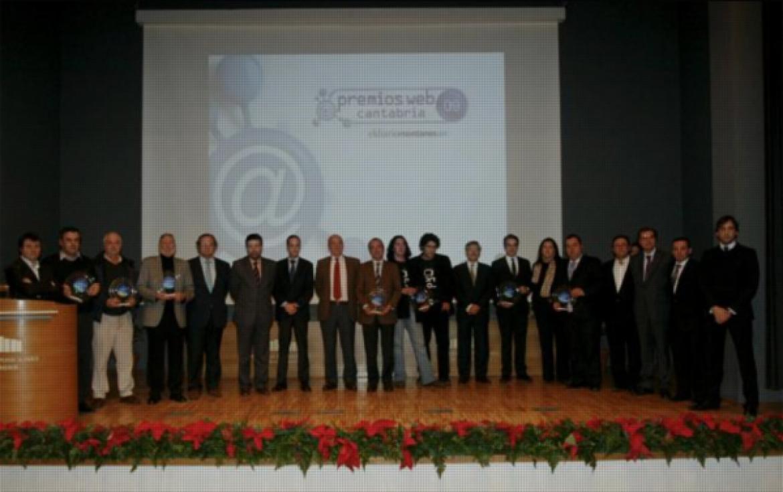 Zarpa Ganador de los premios web